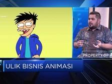 Industri Animasi Butuh Sinergi Pengembangan Bisnis