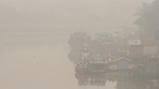 Kabut Asap Karhutla Indonesia Sudah Serbu Thailand