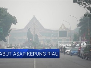 Dampak Karhutla, Udara Pekanbaru dan Kuala Lumpur Buruk