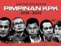 INFOGRAFIS: Daftar Kekayaan Pimpinan Baru KPK 2019-2023