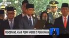 VIDEO: Mengenang Jasa & Pesan Habibie di Pemakaman