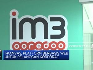 Indosat Lebarkan Sayap B2B dengan iKanvas