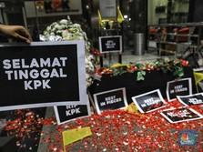 Revisi UU KPK Disahkan, Novel: Koruptor Utang Budi ke Jokowi
