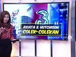 Axiata Dan Hutchinson Colek-Colekan