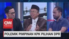 VIDEO: ICW: Kontroversi Pimpinan Baru KPK Sudah Diprediksi