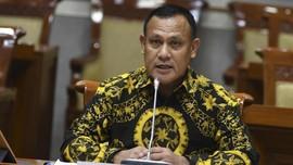 Kisah Riuh Tepuk Tangan DPR Sambut Ketua Baru KPK Firli