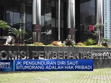JK: Pemilihan Firli Jadi Ketua KPK Sesuai Prosedur