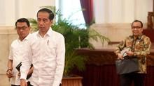 Jokowi Minta Aparat Tak Represif Tangani Rusuh Papua