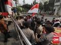 Gedung Dilempari, Pegawai KPK Berhamburan Selamatkan Diri