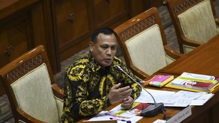 Ketua KPK Terpilih Pamer 334,97 Ton BBM Ilegal dari 50 Kasus
