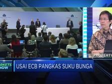 Eropa Pangkas Suku Bunga, BI Punya Ruang Ikuti Jejak ECB