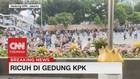 VIDEO: Aksi Demo Ricuh di KPK