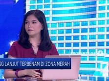Investor Wait & See, IHSG Terbenam Di Zona Merah