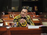 Pimpin KPK, Firli Bahuri Masih Anggota Polri Aktif
