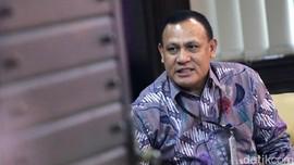 KPK Setop 36 Perkara, ICW Kritik Peran Firli Bahuri