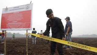 Jejak Panas nan Membara Perusahaan Sawit Malaysia di Riau