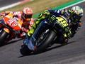 Rossi: Marquez Ganggu Saya di Kualifikasi MotoGP San Marino