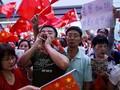 Pedemo Hong Kong Dukung Indonesia hingga Persiapan HUT China
