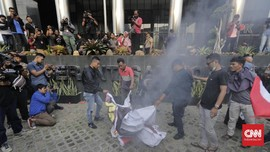 LSM Sebut Fenomena Massa Bayaran Anomali Demokrasi Indonesia