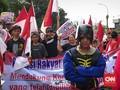 'Gundala' dan Remaja Tanggung Demo Dukung Revisi UU KPK
