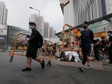 Hong Kong Membara, Pemimpin Demonstran ke AS Minta Dukungan