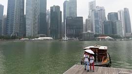 Kabut Asap Indonesia Mulai Selimuti Singapura Jelang F1