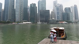 WN Malaysia dan Singapura Mengeluh Hirup Kabut Asap Indonesia