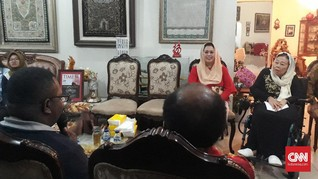 Putri Gus Dur Kompak Menyayangkan Sikap Jokowi Soal KPK