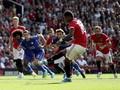 MU Unggul 1-0 atas Leicester di Babak Pertama
