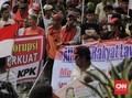 Massa Aksi Demo Mengaku Dibayar dan Tak Paham Masalah KPK
