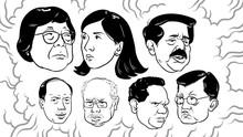 INFOGRAFIS: Jejak Friksi Indonesia-Malaysia Akibat Kabut Asap