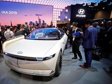 Hyundai Siapkan Mobil Listrik Sekali Charge Bisa 250 Km