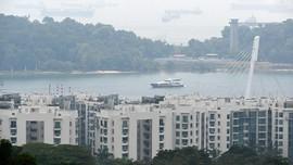 Kualitas Udara Singapura Kembali Tak Sehat Akibat Kabut Asap