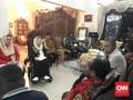 Keluarga GusDur Temui Mahasiswa Papua Bahas Situasi Terkini