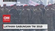 VIDEO: Latihan Gabungan TNI 2019
