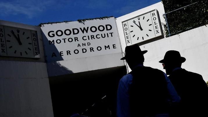 Goodwood Revival, Ajang Berkumpulnya Balapan Mobil Klasik