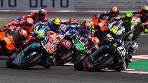 Hasil MotoGP San Marino: Marquez Kalahkan Quartararo