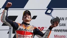 Marquez Hanya Butuh 58 Poin untuk Juara Dunia MotoGP 2019
