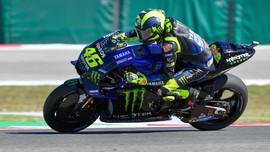 Rossi Menilai Yamaha Tak Lagi Memalukan Jelang MotoGP Aragon