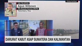 VIDEO: Darurat Kabut Asap Sumatera & Kalimantan (1-3)