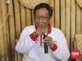 Mahfud MD Minta Revisi UU KPK Ditunda Agar Tak Cacat Formil