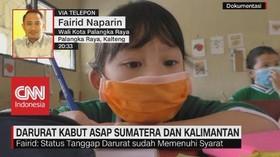 VIDEO: Darurat Kabut Asap Sumatera & Kalimantan (2-3)