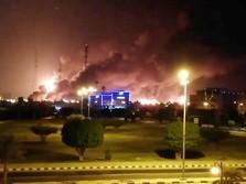 Serangan di Saudi & Hilangnya Kapasitas Cadangan Minyak Dunia