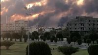 Heboh Ledakan Keras Guncang Ibu Kota Arab Saudi