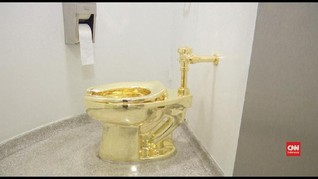 VIDEO: Kloset Emas di Istana Inggris Raib Dicuri