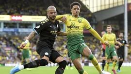 Klasemen Liga Inggris Usai Man City Kalah dari Norwich