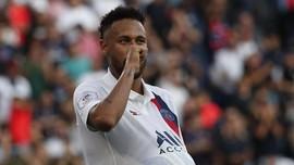 Neymar Yakin Hubungan dengan Fan PSG Akan Membaik