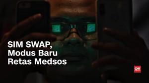 VIDEO: SIM Swap, Modus Peretasan Medsos dan Akun Bank