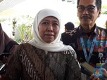 Khofifah Tunggu Jokowi Teken Perpres LRT Surabaya