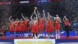 Kalahkan Argentina, Spanyol Raih Gelar Juara Dunia Kedua